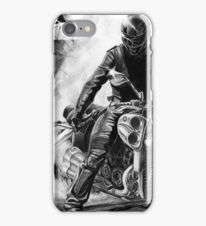 Woman of Thunder iPhone Case/Skin