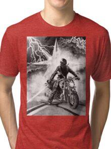 Woman of Thunder Tri-blend T-Shirt