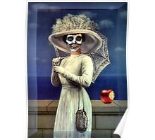 Death With Apple Poster
