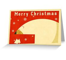 Polar Bear 4 Greeting Card