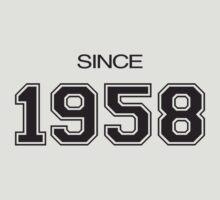 Since 1958 by WAMTEES