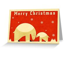 Polar Bear 5 Greeting Card