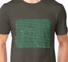 Clannad - Dango Daikazoku on the Blackboard Unisex T-Shirt