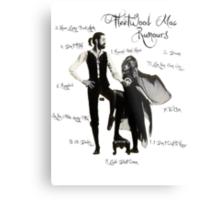 Fleetwood Mac: Rumours Metal Print