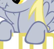 Derpy Hooves.  That is all. Sticker
