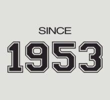Since 1953 by WAMTEES