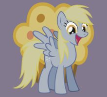 Derpy Hooves Loves Muffins! by broniesunite