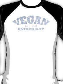 Vegan University T-Shirt
