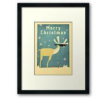 Reindeer 1 Framed Print