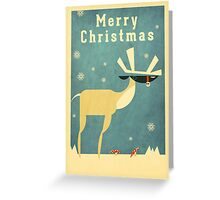 Reindeer 1 Greeting Card