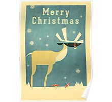 Reindeer 1 Poster