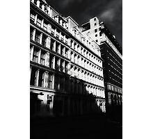 gotham city shadows Photographic Print