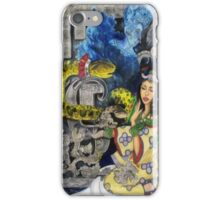 The Reemergence of Lady Xoc iPhone Case/Skin