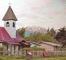 La vieja  capilla- Cochrane........La Patagonia -Chile by cieloverde