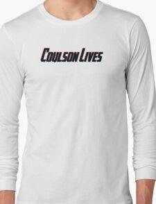 Coulson Lives (3D Effect) Long Sleeve T-Shirt