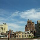 TriBeCa Roof top. by FroPhotos