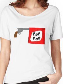 Magnitude Pop Pop Women's Relaxed Fit T-Shirt