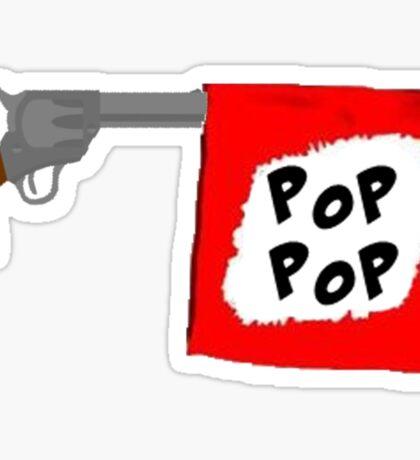 Magnitude Pop Pop Sticker