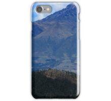 The Dormant Volcano Mount Cotacachi iPhone Case/Skin