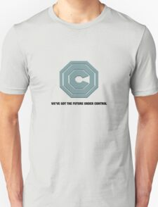 OMNICORP - WE'VE GOT THE FUTURE UNDER CONTROL - ROBOCOP REBOOT T-Shirt