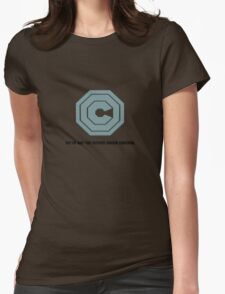 OMNICORP - WE'VE GOT THE FUTURE UNDER CONTROL - ROBOCOP REBOOT Womens T-Shirt