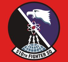 510th Fighter Squadron - US Air Force Kids Clothes