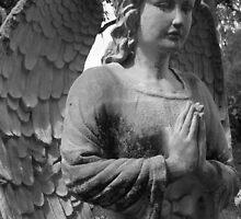 Graveyard Angel by MonsterRot