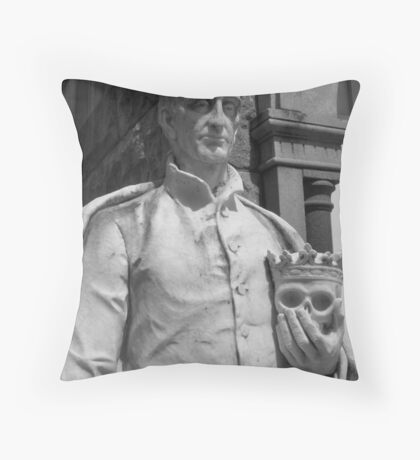 Watcher Throw Pillow