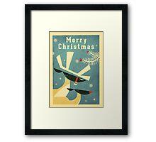 Reindeer 4 Framed Print