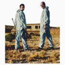 Breaking Bad - Walter and Jesse by Kiwicrash