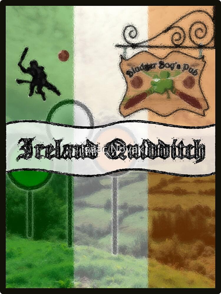 Ireland Quidditch by Isaac Novak