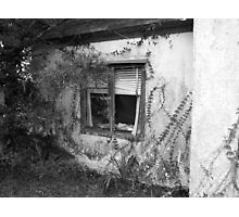 Abandoned Office Photographic Print