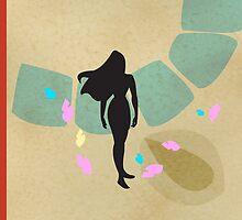 Pocahontas Silhouette by joshda88