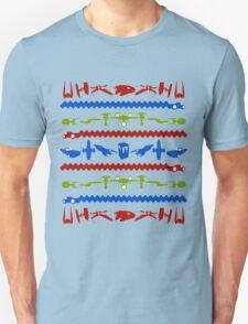 Happy Geeksmas Ugly Sweater  T-Shirt