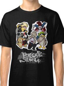 Pokecide Silence Classic T-Shirt
