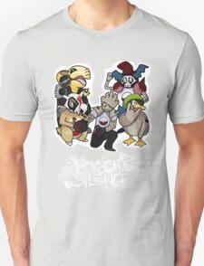 Pokecide Silence T-Shirt