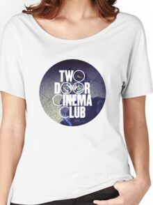 TWO DOOR CINEMA CLUB - TOURIST HISTORY Women's Relaxed Fit T-Shirt