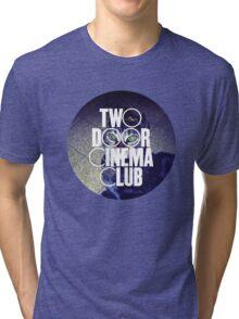 TWO DOOR CINEMA CLUB - TOURIST HISTORY Tri-blend T-Shirt