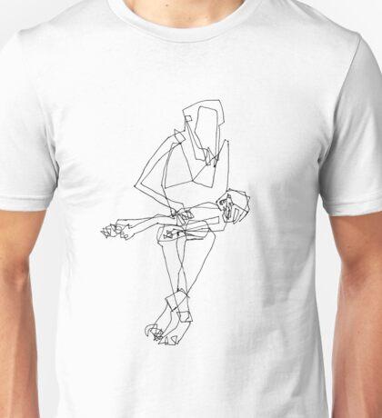 LINE #2 Unisex T-Shirt