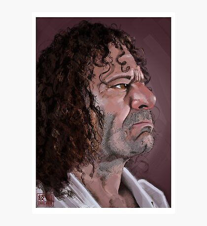 Kurt Ossiander Digital Portrait Photographic Print
