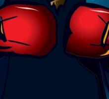 The Boxer Sticker