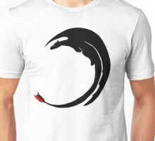 Dragon - Shadow Unisex T-Shirt