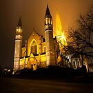 Sacred Heart Cathedral, Bendigo by Greg Thomas