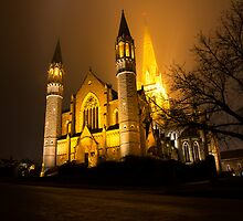Sacred Heart Cathedral, Bendigo by Greg Thomas