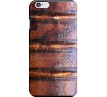 Antique Book Cover iPhone Case iPhone Case/Skin