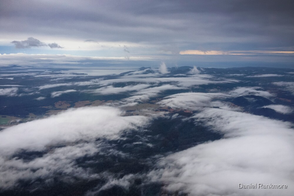 Up in the Clouds - Coolongolook by Daniel Rankmore