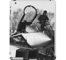 Typhoon preps  iPad Case/Skin