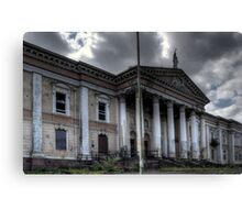 Crumlin Road Courthouse Canvas Print