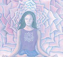 Yoga Lotus by Ria  Rademeyer