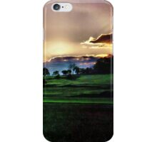 Resurrection - The Sunset iPhone Case/Skin